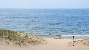 Muskegon State Park and Hoffmaster State Park